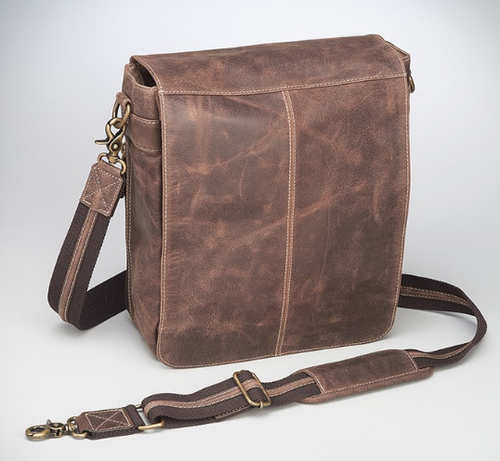 Long strap for comfortable cross body wear