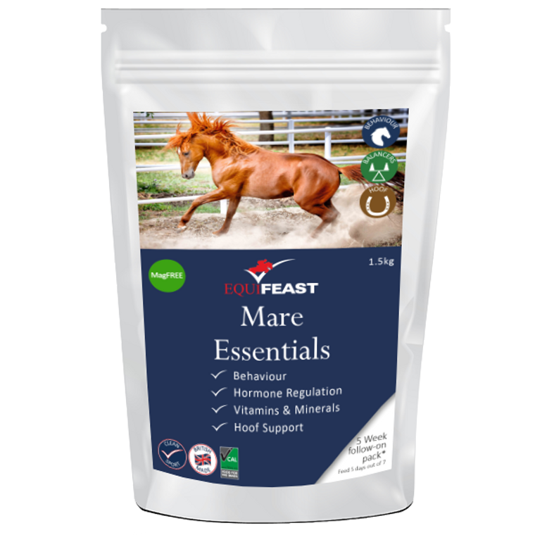 Mare Essentials MAG FREE FOLLOW ON Packs
