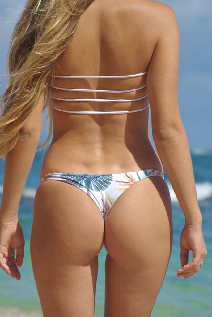 cbb4a194e7f Banzai Reversible Brazilian Thong Bikini Bottoms Customize Size ...