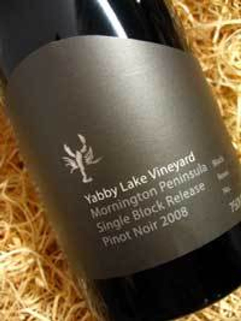Yabby Lake Block 5 Pinot Noir 2008
