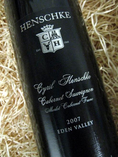 [SOLD-OUT] Henschke Cyril Henschke Cabernet Sauvignon 2007
