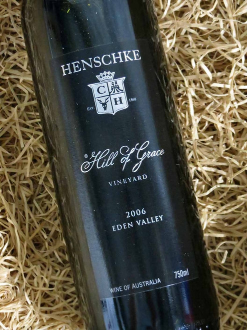 [SOLD-OUT] Henschke Hill of Grace 2006