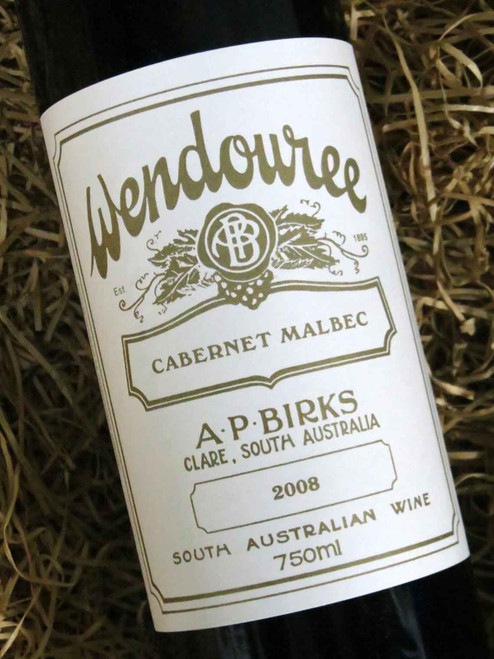 [SOLD-OUT] Wendouree Cabernet Malbec 2008