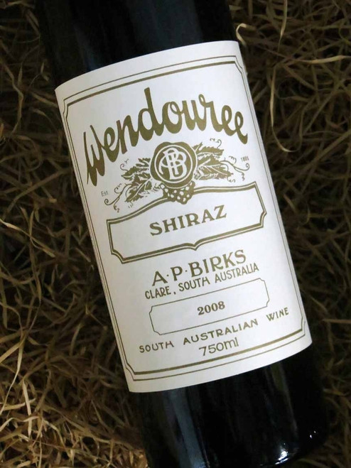 [SOLD-OUT] Wendouree Shiraz 2008