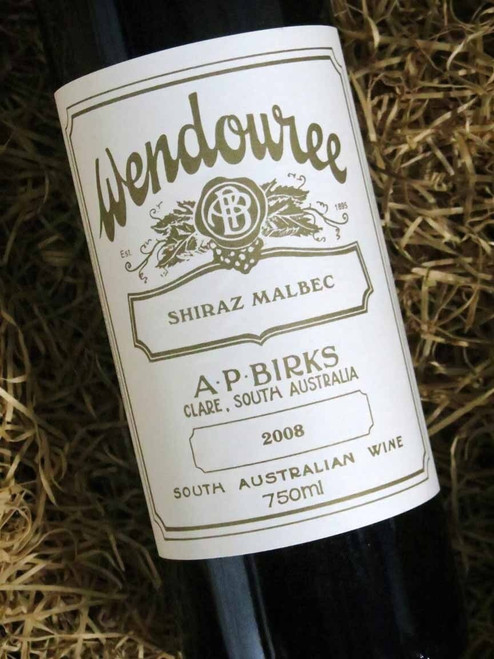 [SOLD-OUT] Wendouree Shiraz-Malbec 2008