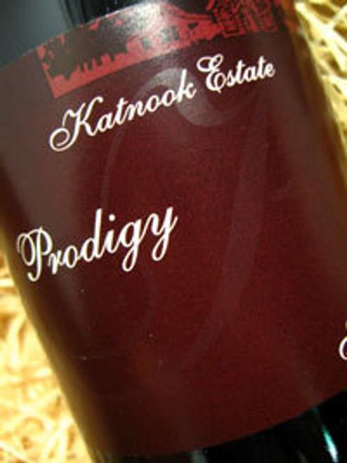 Katnook Estate Prodigy Shiraz 2002