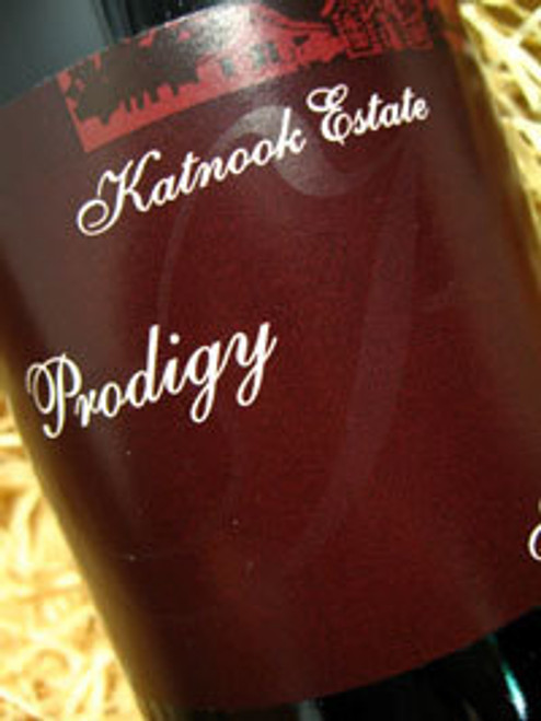 Katnook Estate Prodigy Shiraz 2002