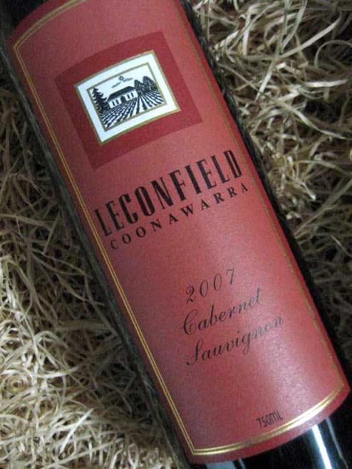 Leconfield Coonawarra Cabernet Sauvignon 2007