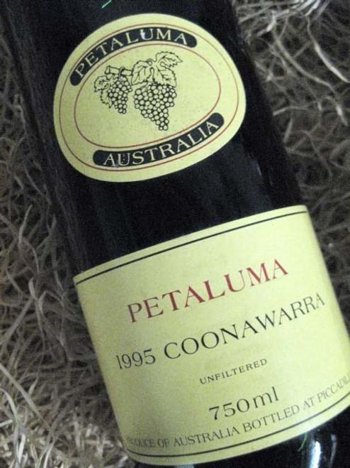 Petaluma Coonawarra Cabernet Merlot 1995