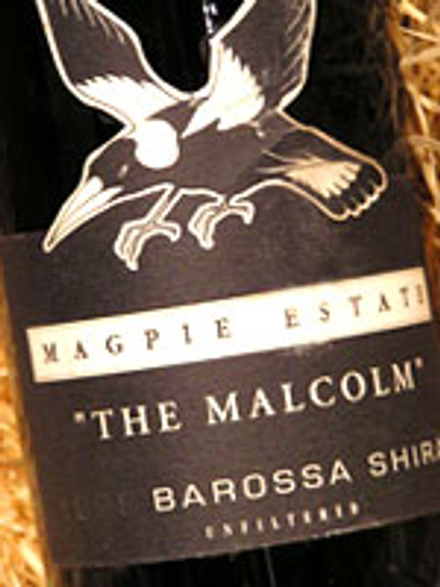Magpie Estate The Malcolm Shiraz 1999