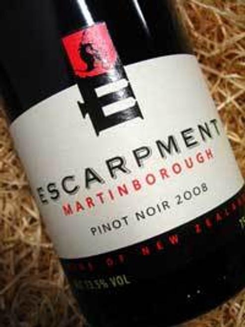 Escarpment Pinot Noir 2008