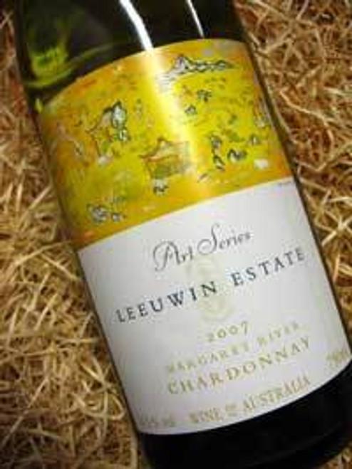 [SOLD-OUT] Leeuwin Estate Art Series Chardonnay 2007