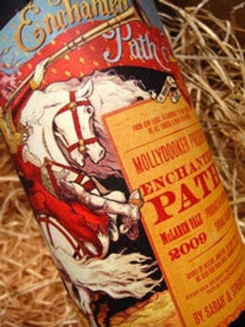 Mollydooker Enchanted Path Shiraz Cabernet 2009
