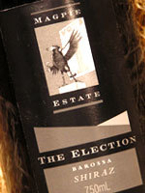 Magpie Estate The Election Shiraz 2002