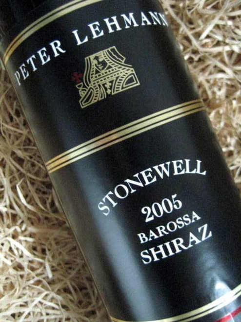 [SOLD-OUT] Peter Lehmann Stonewell Shiraz 2005