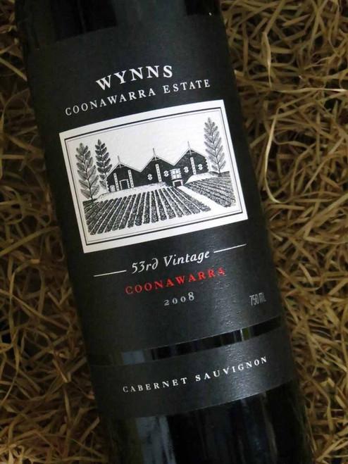 [SOLD-OUT] Wynns Black Label Cabernet Sauvignon 2008