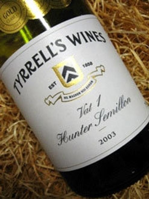 Tyrrell's Vat 1 Semillon 2003