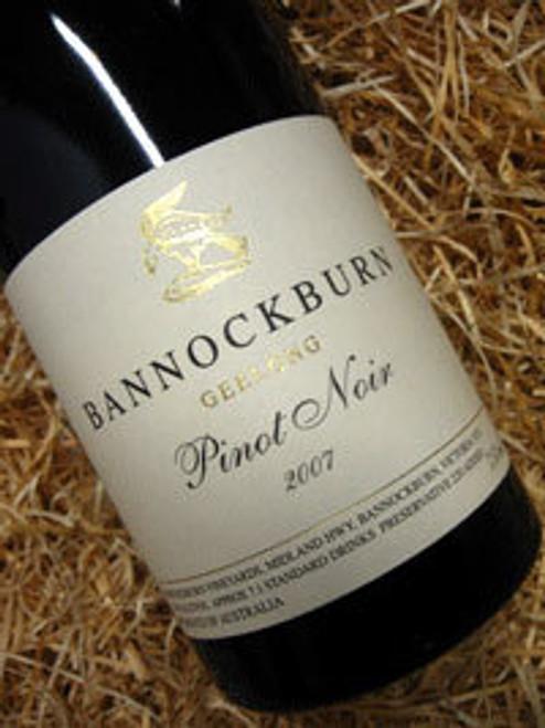 Bannockburn Pinot Noir 2007