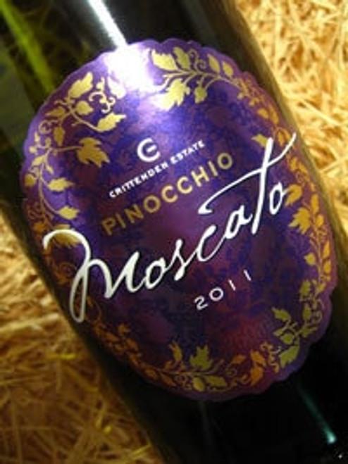 Crittenden Pinocchio Moscato 2011
