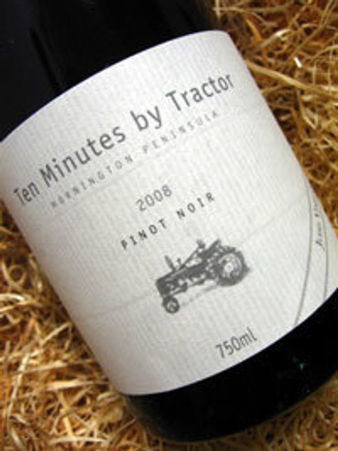 Ten Minutes By Tractor Judd Pinot Noir 2008