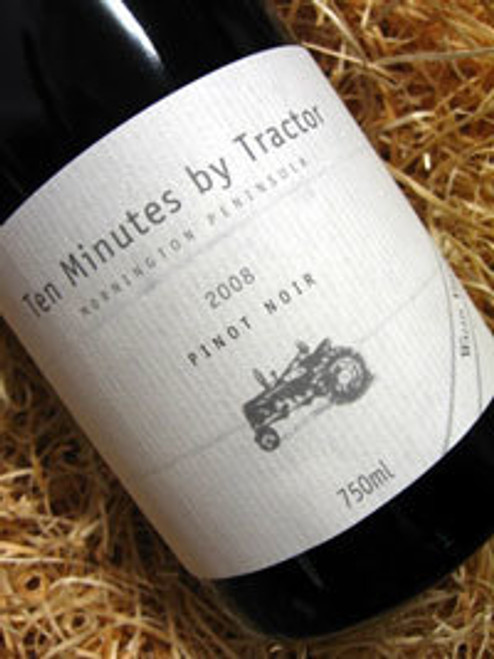 Ten Minutes By Tractor Wallis Pinot Noir 2008