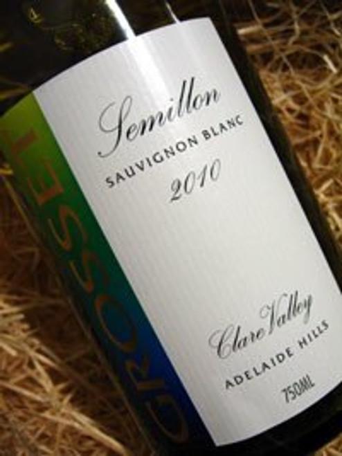 Grosset Semillon Sauvignon Blanc 2010
