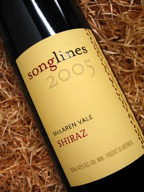 Songlines McLaren Vale Shiraz 2005