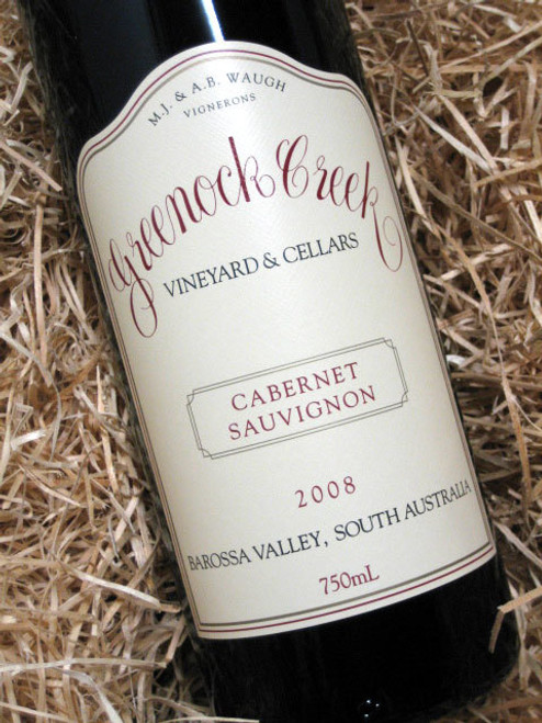 Greenock Creek Cabernet Sauvignon 2008