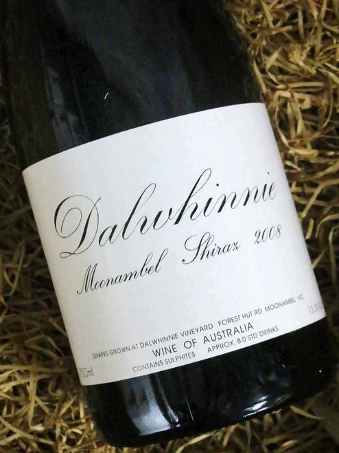 [SOLD-OUT] Dalwhinnie Moonambel Shiraz 2008