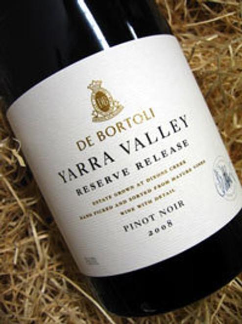 De Bortoli Yarra Reserve Pinot Noir 2008