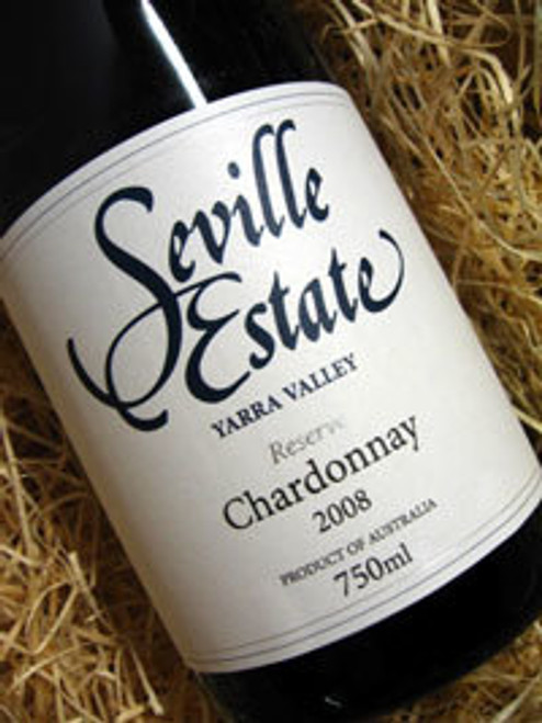 Seville Estate Reserve Chardonnay 2008