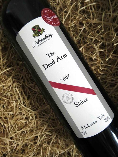 [SOLD-OUT] d'Arenberg Dead Arm Shiraz 2007