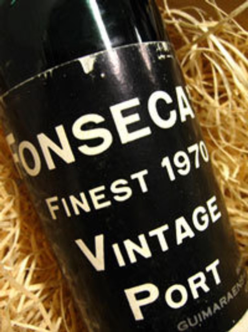 Fonseca Vintage Port 1970 375mL