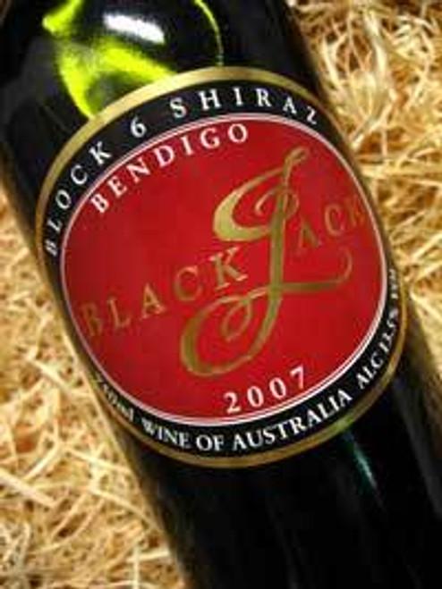 [SOLD-OUT] Blackjack Block 6 Shiraz 2006