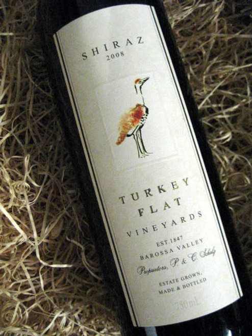 Turkey Flat Shiraz 2008