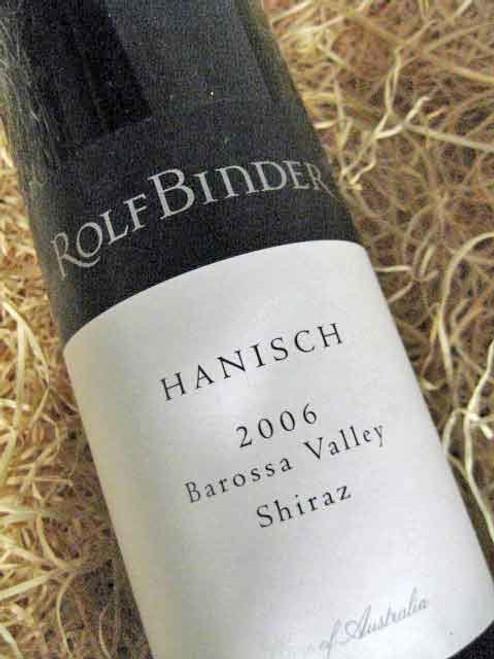 Rolf Binder Hanisch Shiraz 2006