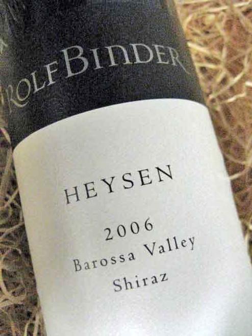 Rolf Binder Heysen Shiraz 2006