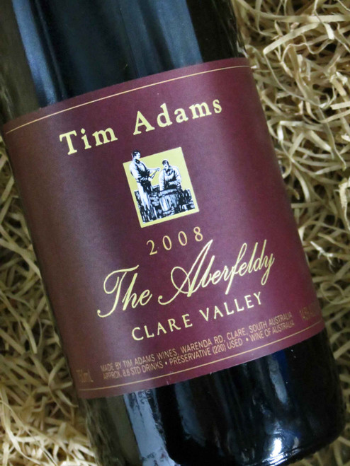 [SOLD-OUT] Tim Adams The Aberfeldy Shiraz 2008