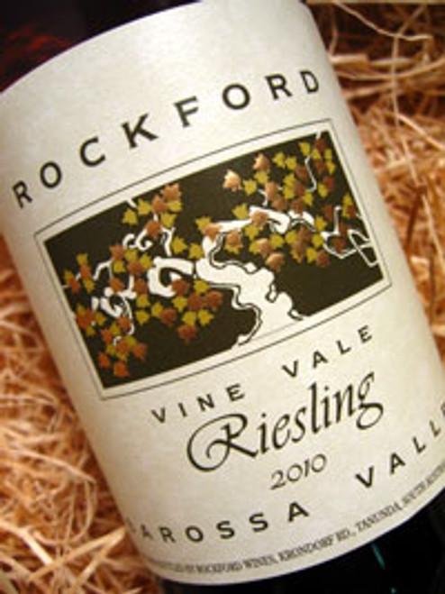 Rockford Vine Vale Riesling 2010