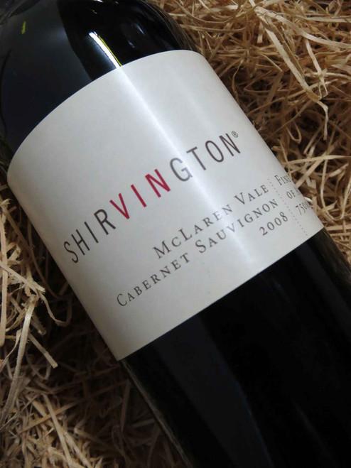 [SOLD-OUT] Shirvington Cabernet Sauvignon 2008