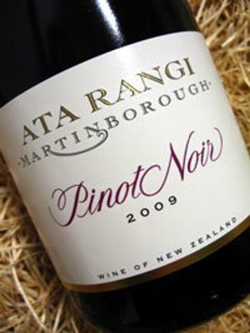 Ata Rangi Pinot Noir 2009