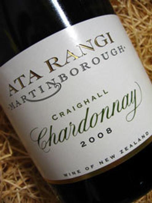 Ata Rangi Craighall Chardonnay 2008
