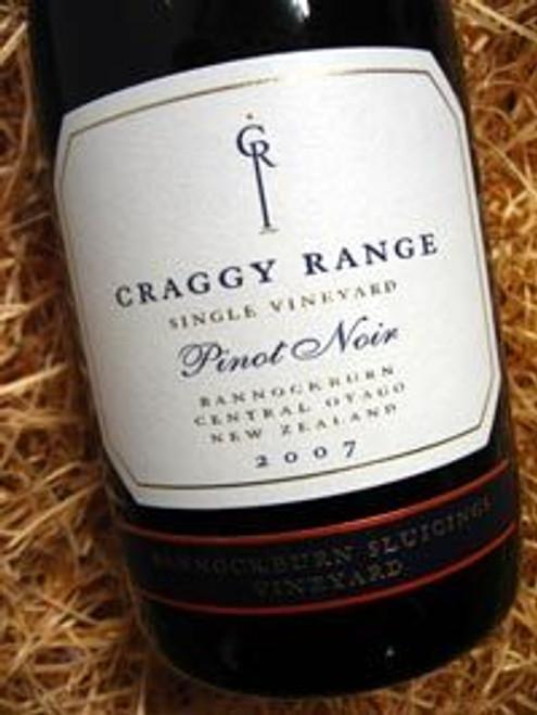Craggy Range Sluicings Pinot Noir 2008