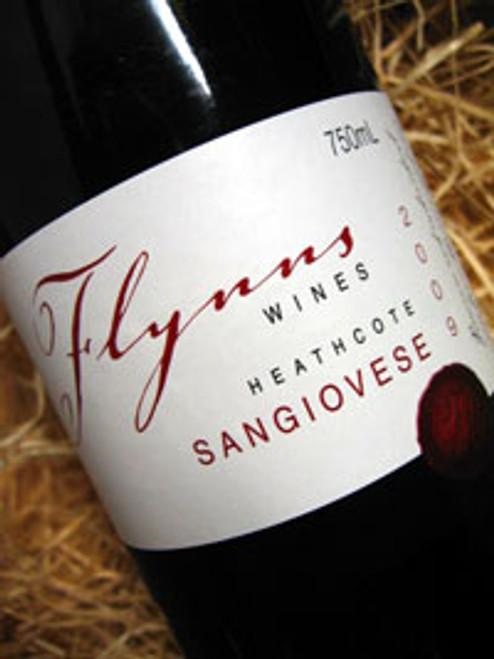 Flynns Sangiovese 2009
