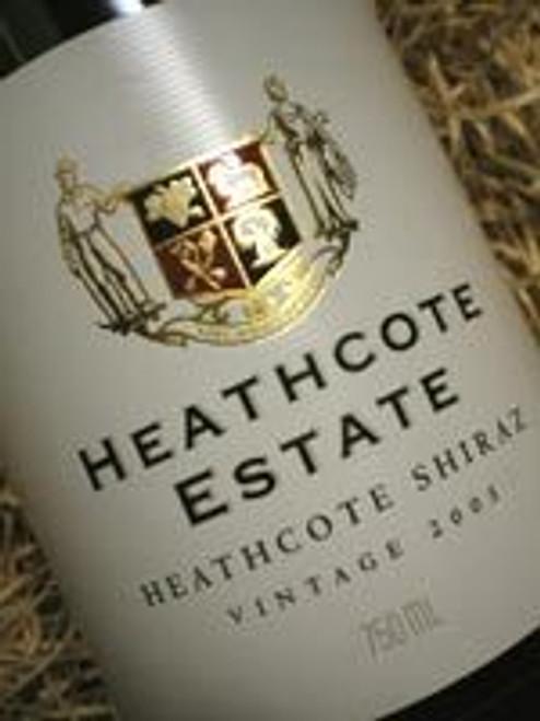 Heathcote Estate Shiraz 2008