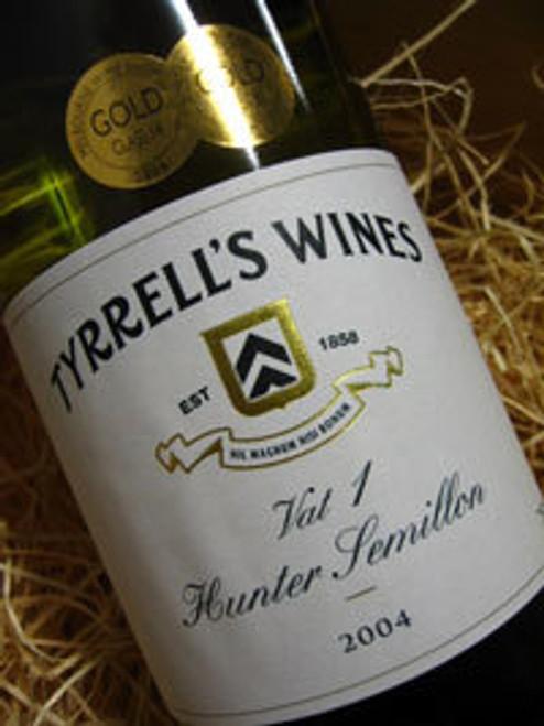 Tyrrell's Vat 1 Semillon 2004