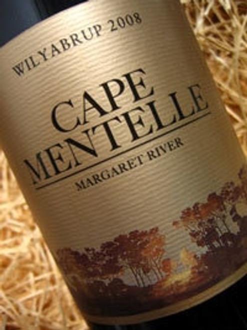 Cape Mentelle Wilyabrup CMlot 2008