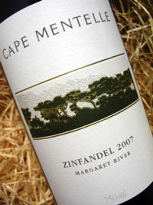 Cape Mentelle Zinfandel 2007