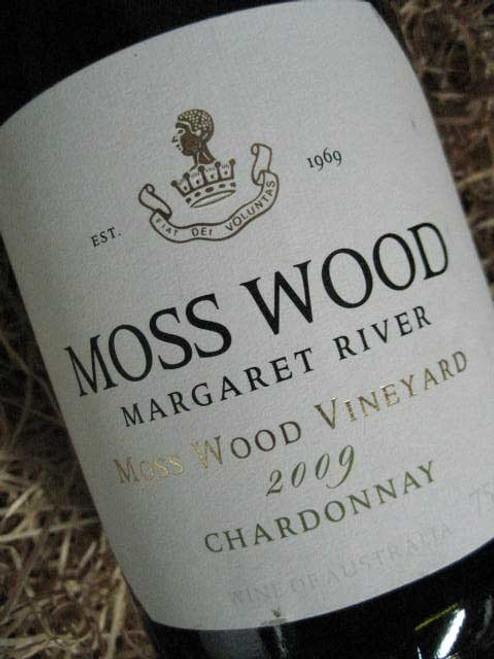 Moss Wood Chardonnay 2009