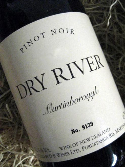 Dry River Pinot Noir 2009